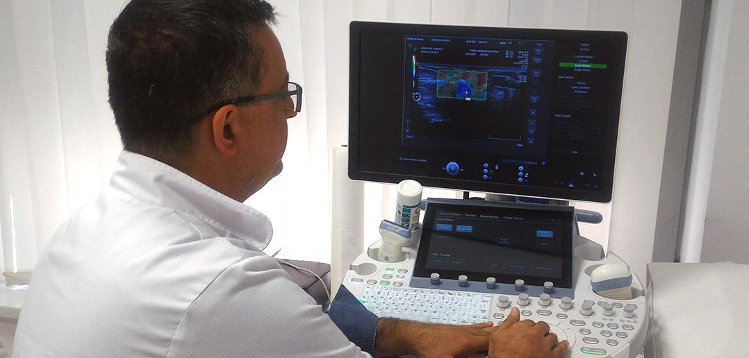 ecografia prostatei