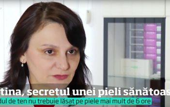 Dr. Viviana Iordache - Secretele unui ten sanatos, Observator